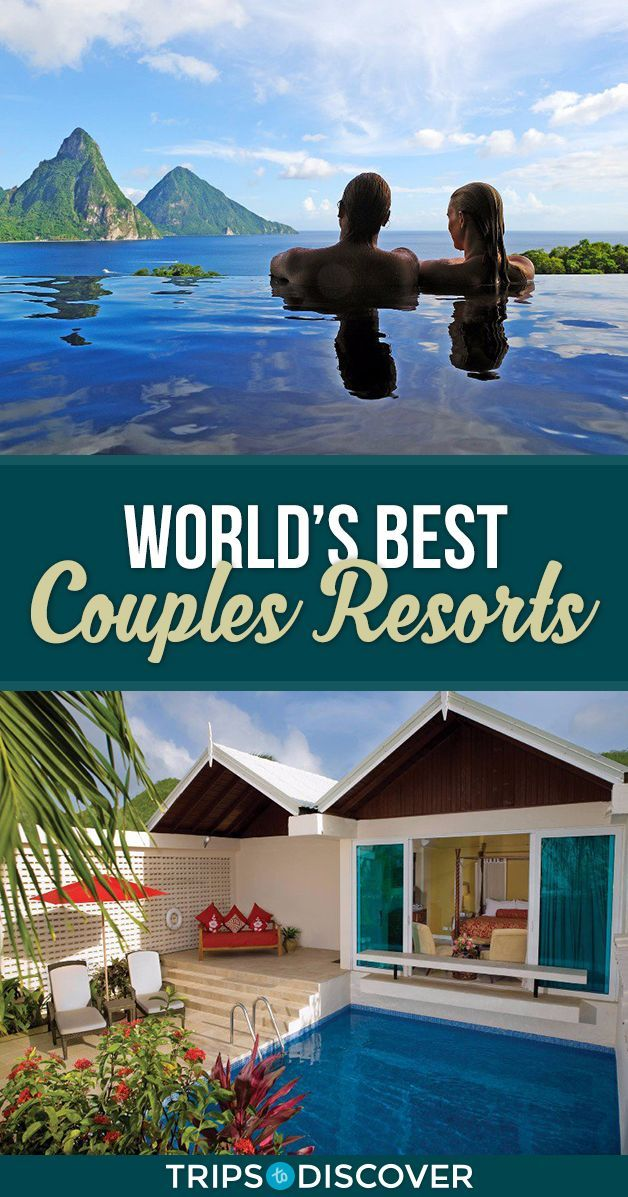 22 Couples Resorts Around The World For Your Next Romantic