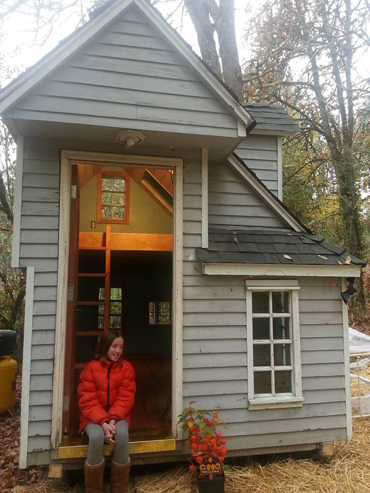 8x10 Tiny House Journey Images On