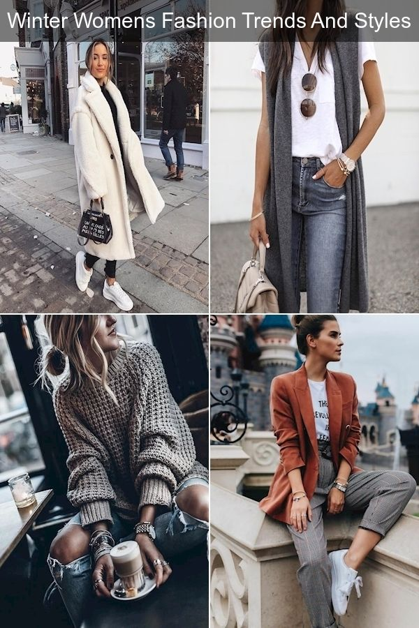 Winter Coat Trends 2016 Fall Winter Fashion Winter Casual Wear For Ladies In 2020 Winter Fashion Casual Winter Coat Trends Fashion