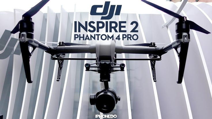 DJI Phantom 4 Pro & DJI Inspire 2 - Control/Create Event  - http://dronewithcamera.store/dji-phantom-4-pro-dji-inspire-2-controlcreate-event-4k/