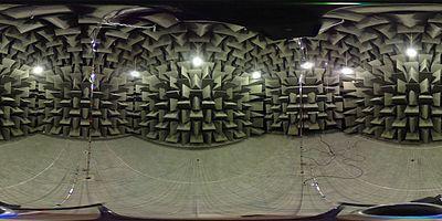 Anechoic chamber - Wikipedia