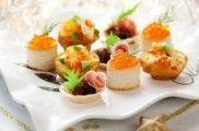 Tostas de salmón y otros entrantes | EROSKI CONSUMER. Deliciosas sugerencias para preparar unas tostas con salmón, con jamón y con queso de cabra