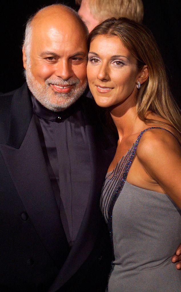 Celine Dion Mourns Husband René Angélil at Funeral Attended by Hundreds | E! Online