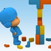 Juegos a las matemáticas con Pocoyo