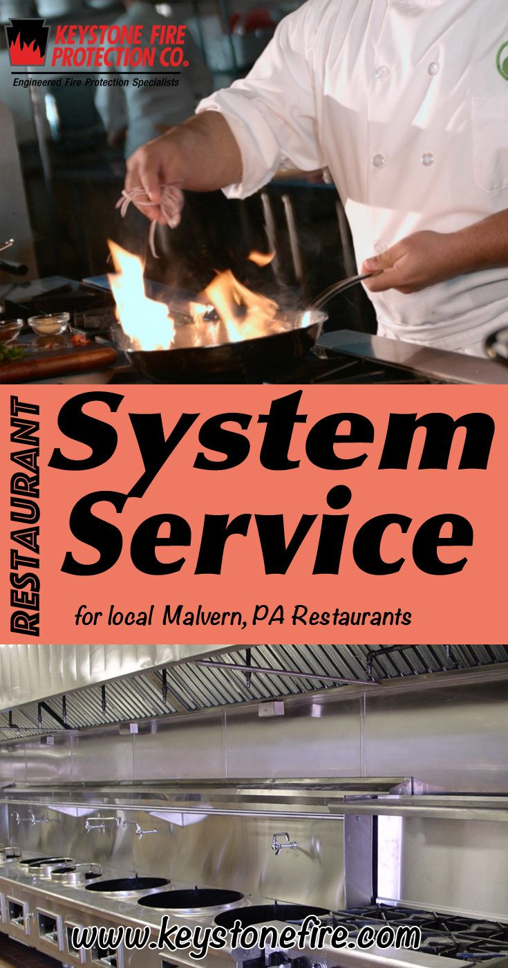 Restaurant Fire Suppression System Service Malvern, PA (215) 641-0100 Local Pennsylvania Restaurants Discover the Complete Fire Protection Source.  We're Keystone Fire Protection.. Call us today!