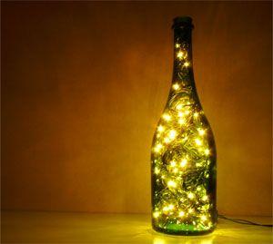 Botella Iluminada ♥