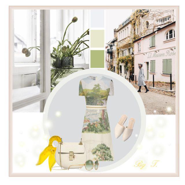 """Simply beautiful"" by tati1984 on Polyvore featuring STELLA McCARTNEY, Hermès, Chloé, Tory Burch, Spring, prints, polyvorecommunity, polyvoreeditorial and polyvoreOOTD"
