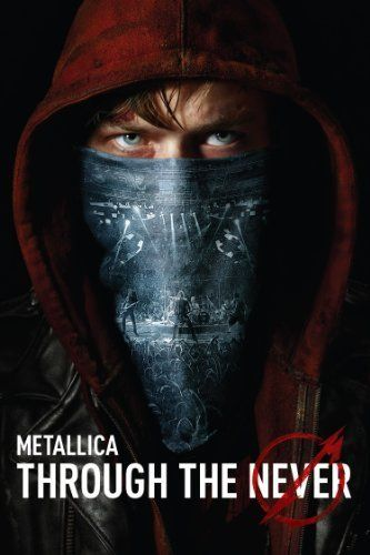 Metallica - Through the Never [Blu-ray] by BLACKENED RECORDS