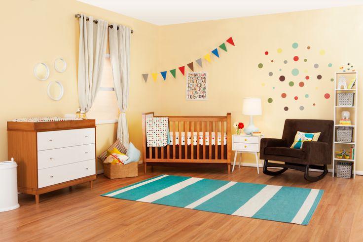 Tiffani Thiessen Nursery
