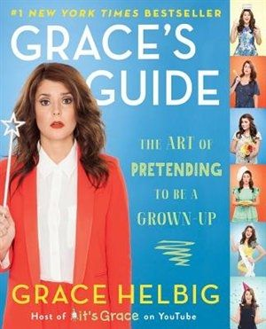"""One of the sharpest, funniest voices on YouTube"" ( Forbes ), comedian Grace Helbig offers an irreverent and illustrated guide to life for anyone faced with the challenge of growing up. Infused with her trademark saucy, sweet, and funny voice, Grace's Guide is a tongue-in-cheek handbook for millennials, encompassing everything a young or new (or regular or old) adult needs to know, from how to live online to landing a job to surviving a breakup to decorating a first apartment, and much ..."