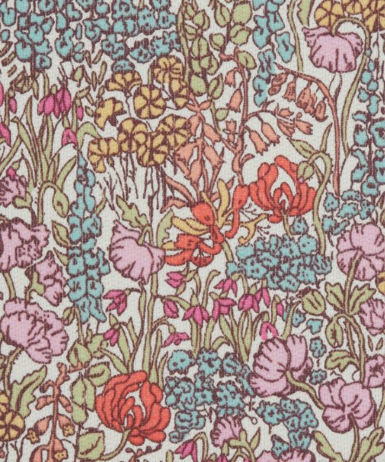 Liberty Art Fabrics Tiny Poppytot A Linford Fleece | Fabric | Liberty.co.uk