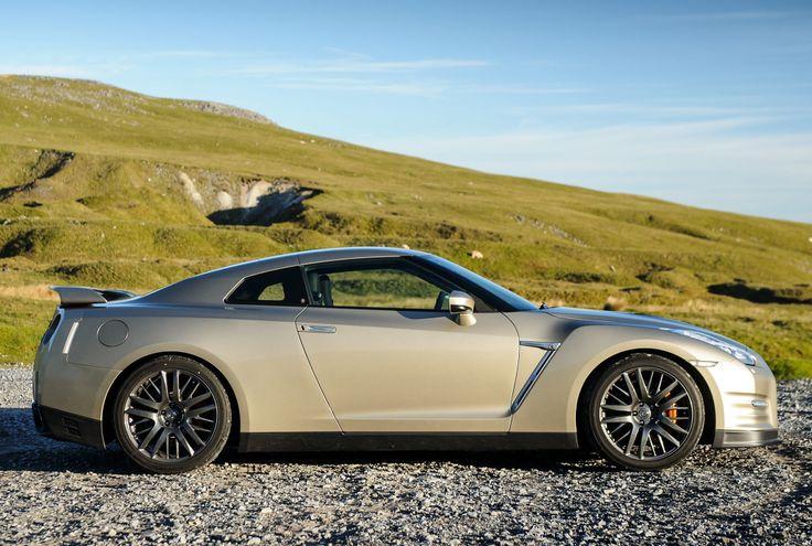 "Nissan GTR ""45th Anniversary"" UKspec (R35) '2015"