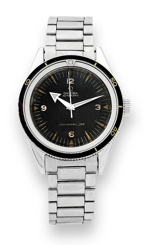 Fratello Friday: My Top 5 Omega Seamaster Watches