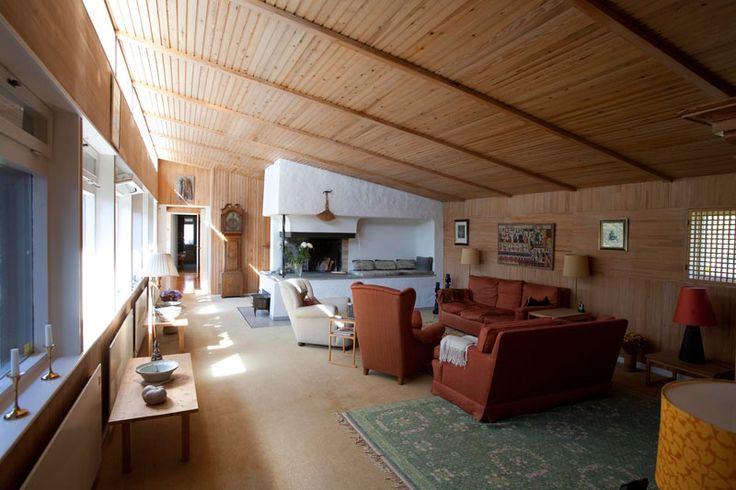 Ingmar Bergman house