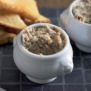 Recept - Rillettes van gerookte makreel - Allerhande