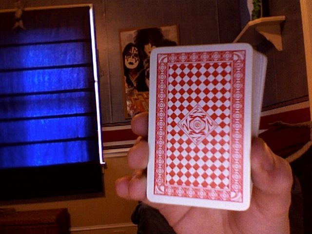 I learned this card trick from my uncle. It's really simple but will still amaze the person you are showing it to, however if the person asks you to show the trick to them again DON'T!!!!! The reason for this is that they may find out what the trick is.