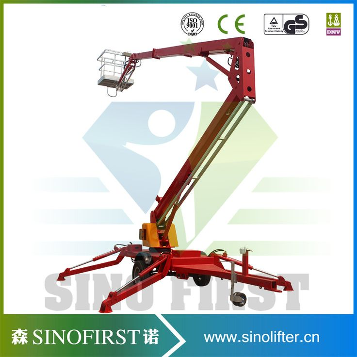 Electric Powered Articulating Boom Lifts/spide boom lifts/boom lifts for sale