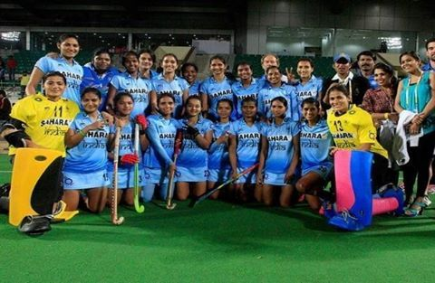 Congratulations to Indian Women's Hockey Team for qualifying for Rio Olympics 2016. Wishing them all the best! #HarsimratKaurBadal #ShiromaniAkaliDal #Income #AkaliDal