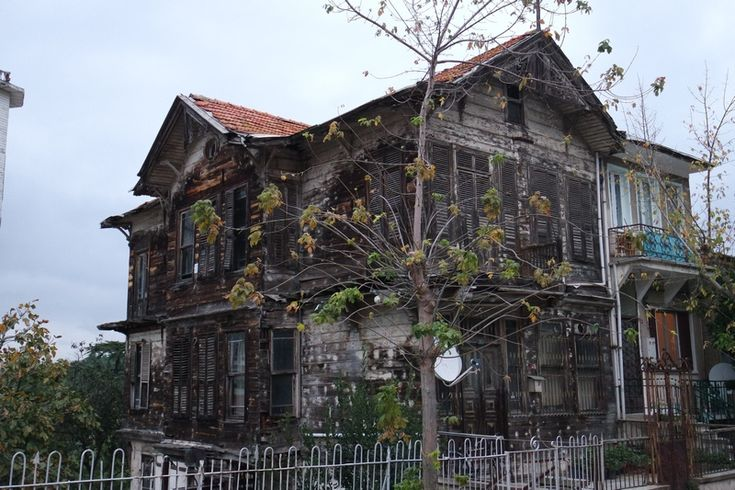 Heybeliada Evi (this is where I lived long time ago, I remember with joy)