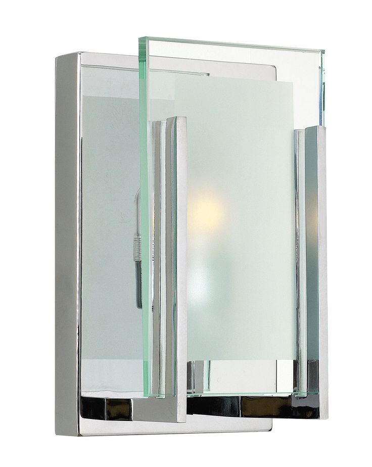 Image Of Check out the huge savings on New Hinkley Latitude Halogen Bath Vanity Chrome at LampsUSA