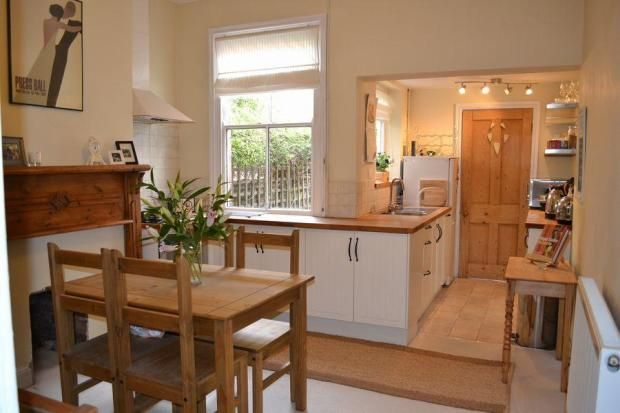 How to make a kitchen/diner in a small terraced house - awesome idea!