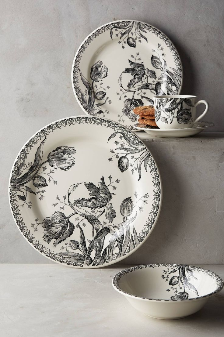 Shop the Gien Tulipes Noires Dinner Plate and more Anthropologie at Anthropologie today. Read customer reviews, discover product details and more.