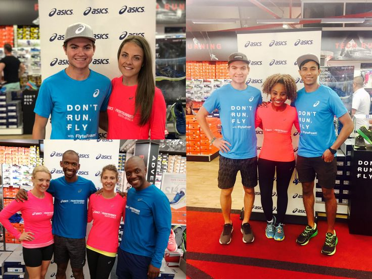 "BLOG POST: I visited the Sportsman's warehouse in Centurion over the weekend where ""Who advised you to purchase this running shoe?"" – was the popular question of the day. Follow through to the @asicsfrontrunner website or the link below! ⏬⏬⏬⏬⏬⏬⏬⏬⏬ https://www.asics.co.za/frontrunner/articles/asics-3d-foot-id-scanner-know-what-running-shoe-to-buy  #ASICS #ASICSfrontrunner #asicsfrontrunnerza #rwchallenge2017"
