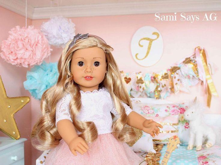 347 best American Girl Doll images on Pinterest American girl