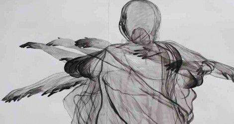 Kubra, artista afghana femminista #arte #femminismo #feminism