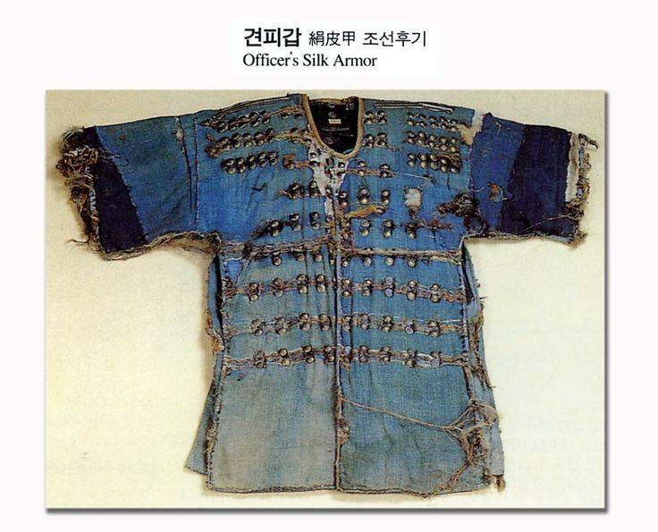 Korean Joseon Dynasty armor.