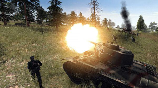 Men Of War Assault Squad 2 Ostfront Vetranen Free Download Man Of War War Assault