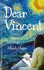 Review of Dear Vincent by our Author of the Month, Mandy Hagar.