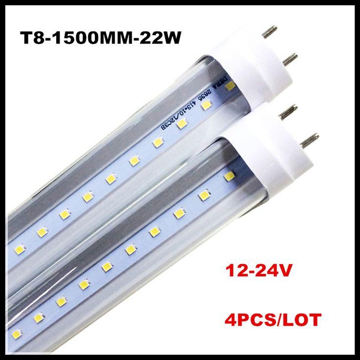 ==> [Free Shipping] Buy Best 24V 12V T8 LED Fluorescent Light Bulb 5ft 5 Feet 1.5M 22W Tubes Bulbs Lamp SMD2835 1500MM 1.5M Tube Lamp Indoor Office Light Online with LOWEST Price | 32810598704