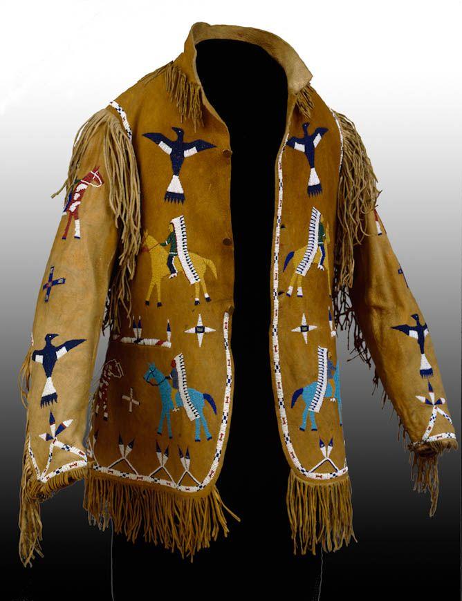 Lakota (Teton/Western Sioux) Jacket, late 19th century