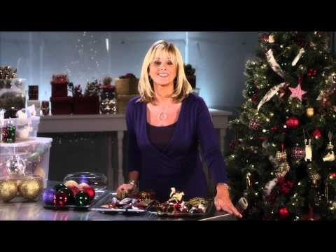 """She's definitely my favorite! I have to save her video here to make sure I don't loose it when need it. """"How to decorate Christmas tree: Check Debbie Travis Christmas tree decorating ideas to garnish it in a creative and traditional way. She is also giving you some theme tips along with the simple steps on how to use what you already have while bringing in new ideas to create the picture-perfect tree."""" She shows exactly how to decorate a tree and what ornaments to buy!"""