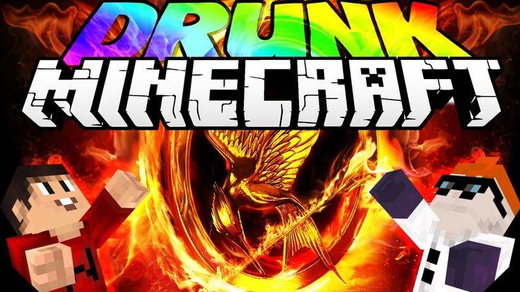 Drunk Minecraft #63 | HUNGER GAMES
