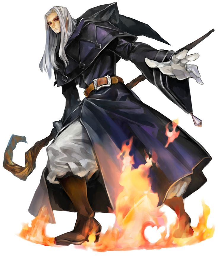 Wizard - Pictures & Characters Art - Dragons Crown