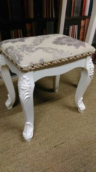 new chic french stool 60 euros