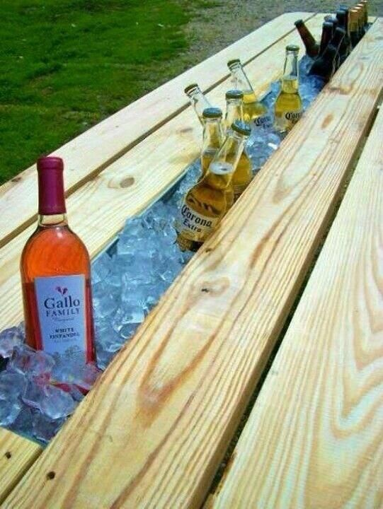 Deck cooler. Need.