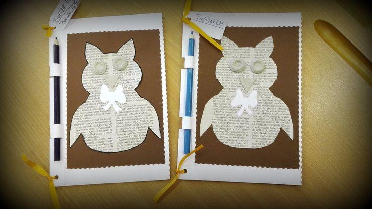 Zápisník-notýsek :: Tvoření nejen s dětmi