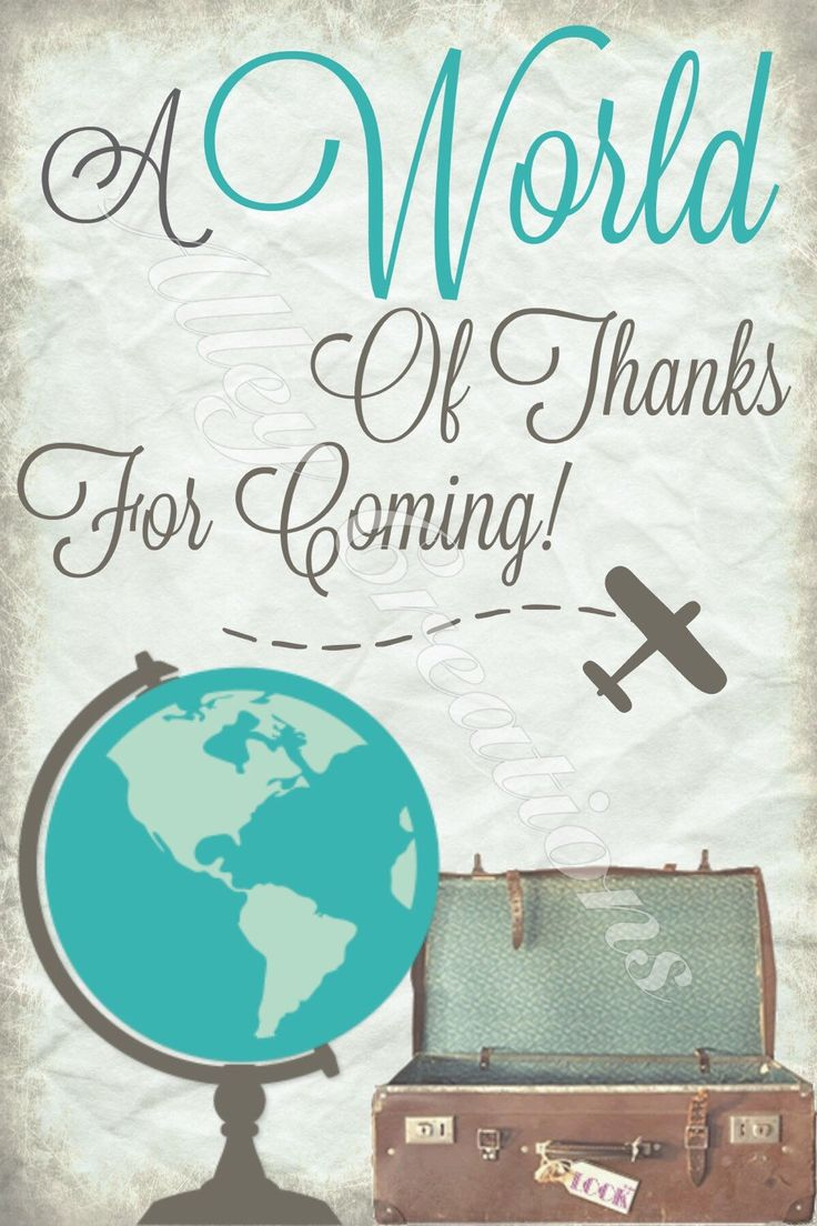 DIY Printable EOS Favor Cards World / Globe World Of Thanks by TheCrochetAlley on Etsy https://www.etsy.com/listing/256642906/diy-printable-eos-favor-cards-world