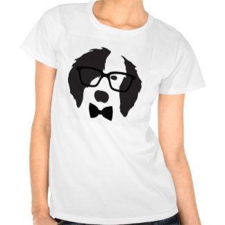 Camiseta del perro del inconformista