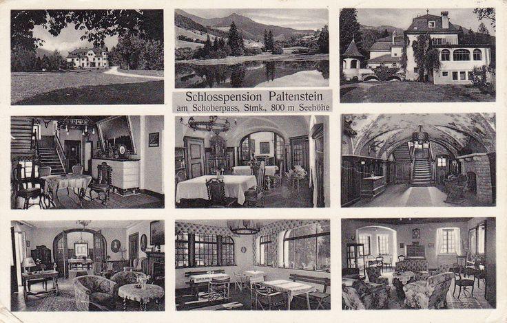 #Schlosspension #Paltenstein