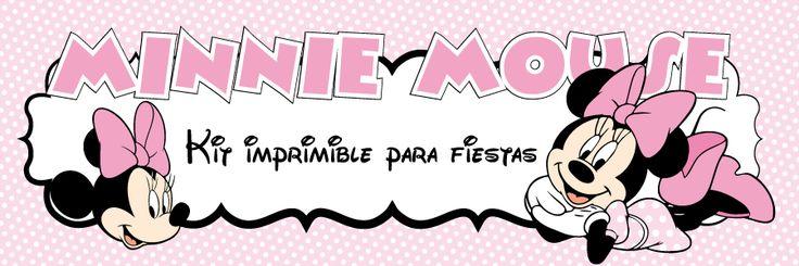 Resultado de imagen para disfraces de minnie para niñas   2016