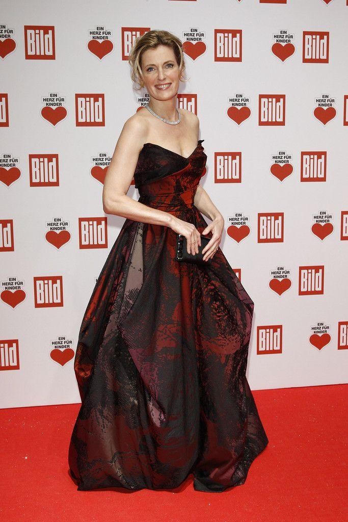 Maria Furtwaengler Strapless Dress - Strapless Dress Lookbook - StyleBistro