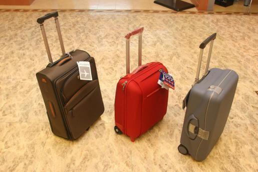 Genial koffer für handgepäck