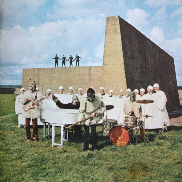Beatles Magical Mystery Tour EP I AM The Walrus