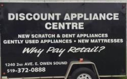 "Successful established business for sale!! Don't miss this opportunity! $34,000 | Discount Appliances & Liquidation | OWEN SOUND Be your own boss! A busy & successful, turn-key business in Owen Sound, known as ""Discount Appliance...Lori Schwengers 