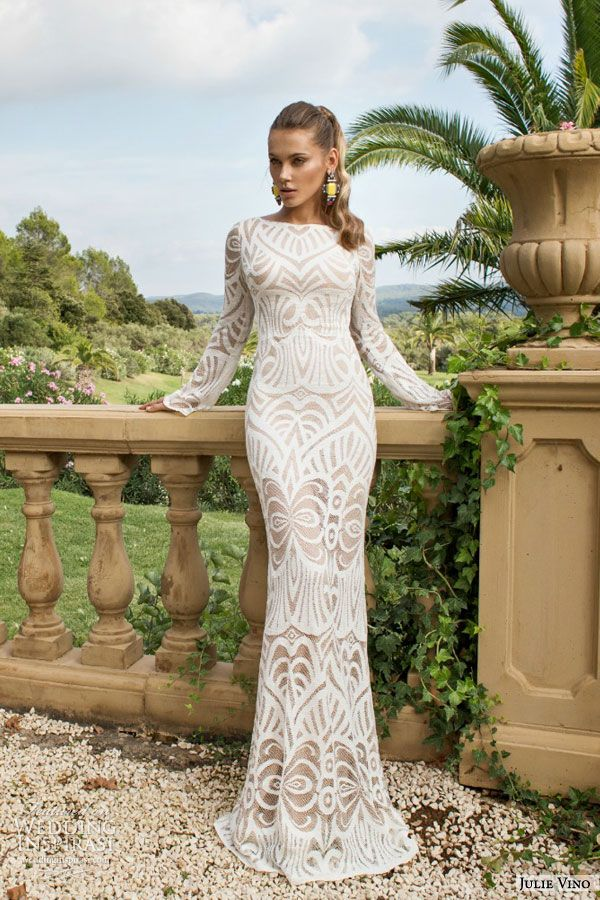 Julie Vino Fall 2015 Wedding Dresses