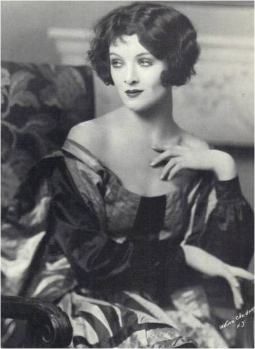 Myrna Loy, photographed by Irving Chidnoff